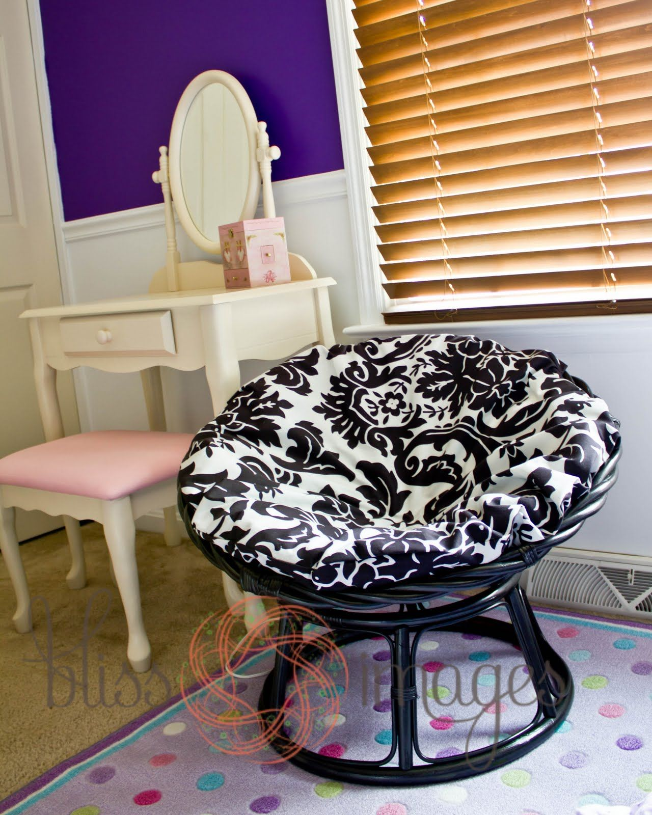 Magnificent Bliss Images And Beyond Papasan Makeover Table Decor Onthecornerstone Fun Painted Chair Ideas Images Onthecornerstoneorg