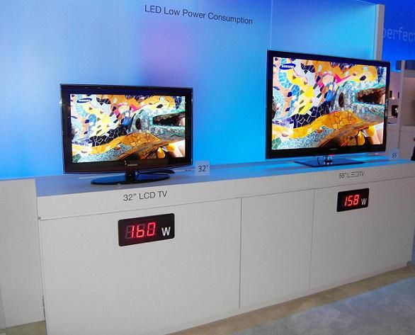 Led tv explains the difference between led and lcd tv 39 s - Which is better edge lit or backlit led tv ...