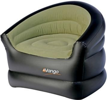 Inflatable Camping Chair Rocker Cushions Vango Great For