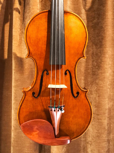 This Instrument Is Part Of The Contemporary Violin Bow Maker 2017 Exhibition Sale Los Angeles Sam Billings Studied With Rebecca Elliot In 2019 Violin Violin Bow Chicago School