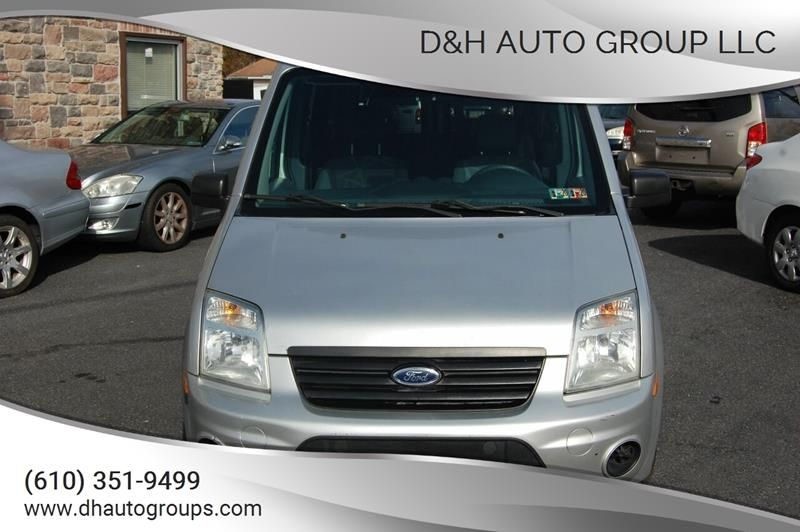 2010 Ford Transit Connect Wagon Xlt 4dr Mini Van In 2020 Ford