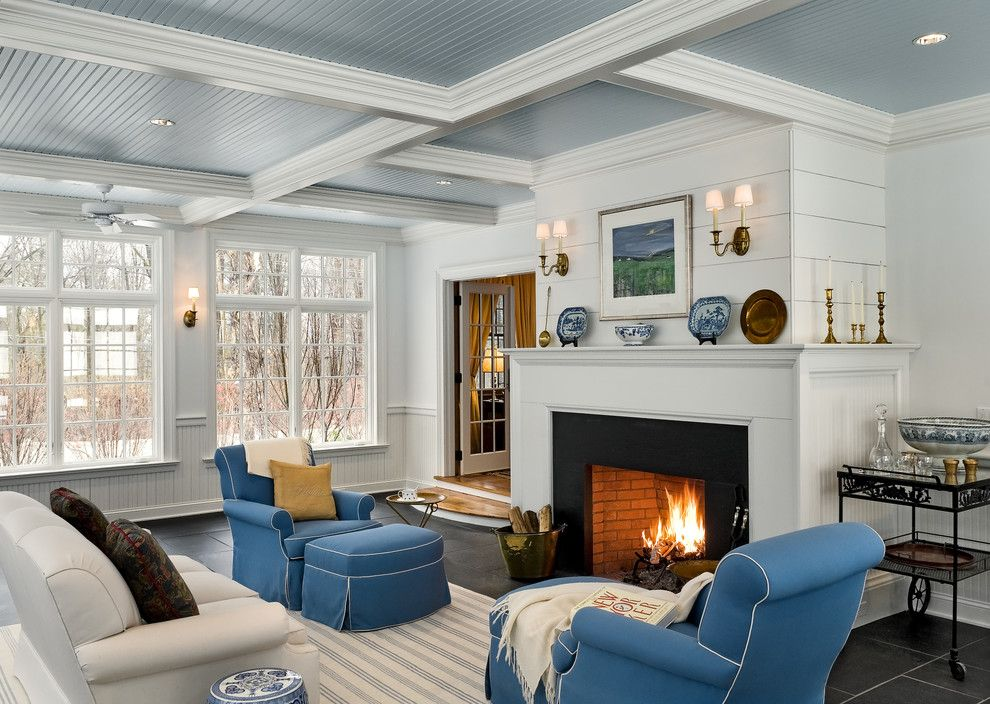 Ship Furniture Remodelling Shiplap Traditional Family Room Remodelling Ideas New York Add Ons .