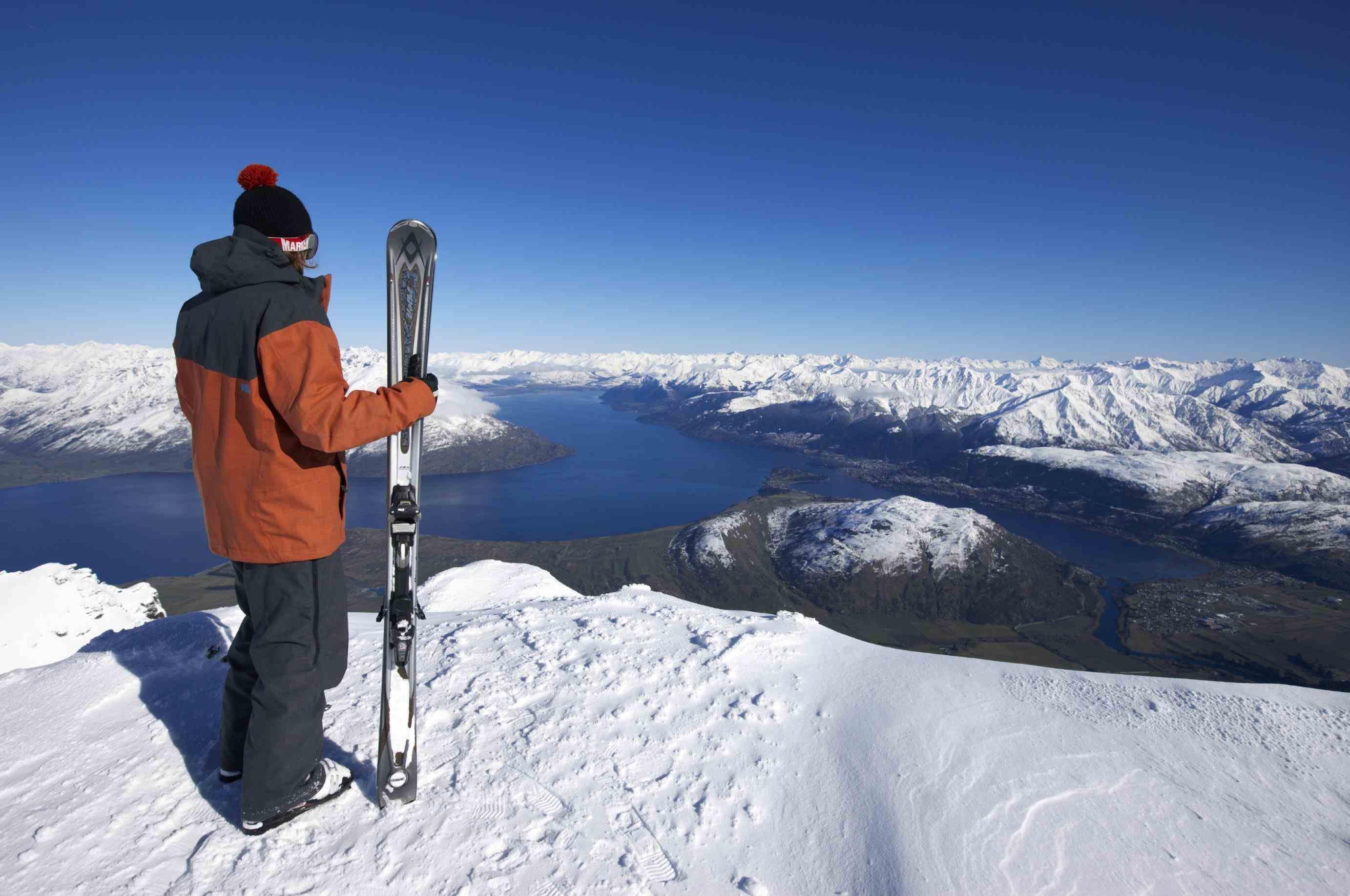 Best Ski Resorts In Quebec