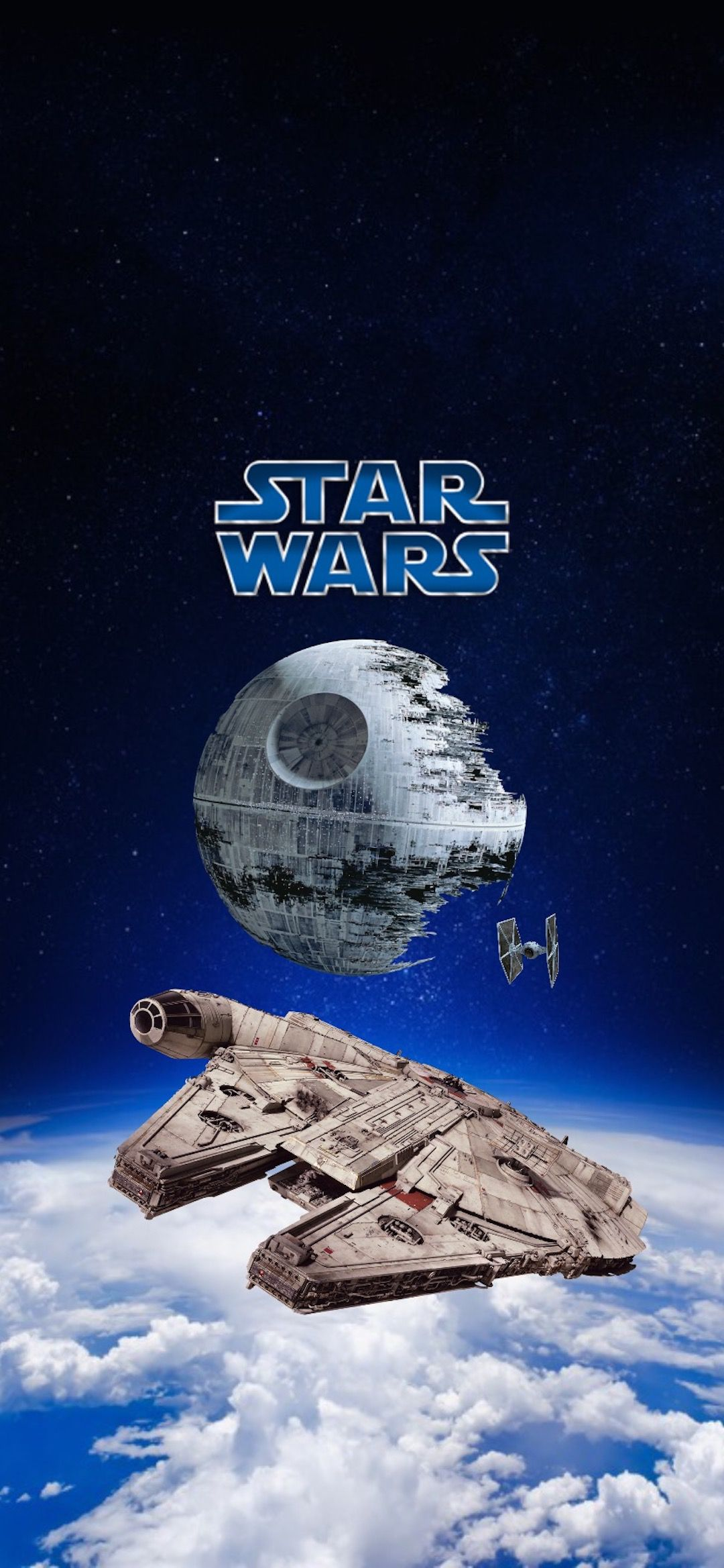 Pin by kevinkevinlo on Art Star wars, Iphone wallpaper