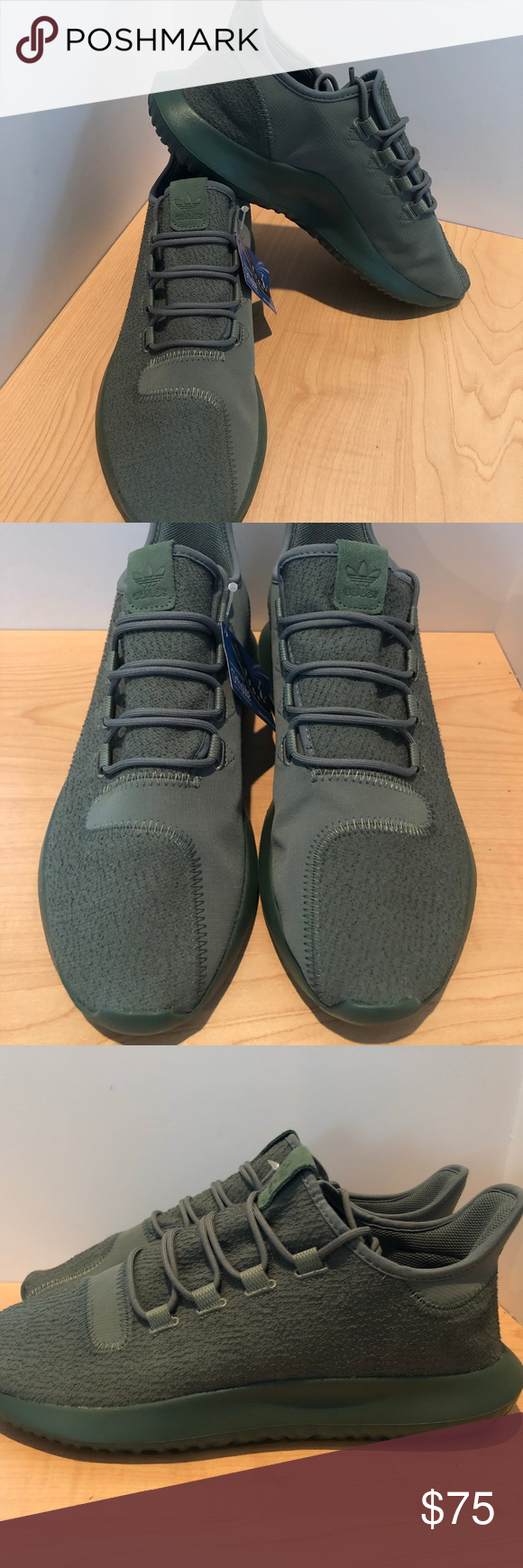 info for 1c6f0 25645 Adidas Originals Tubular Shadow Shoes Trace Green Adidas ...