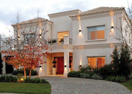 Arquitecto daniel tarrio y asociados dominatrice for Casa clasica country