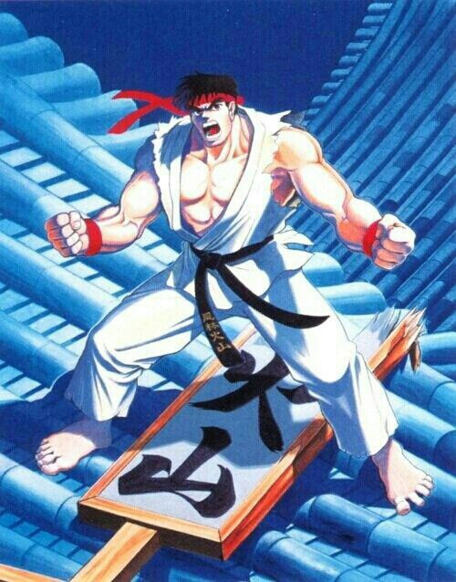 Ryu Stage With Images Street Fighter Characters Ryu Street