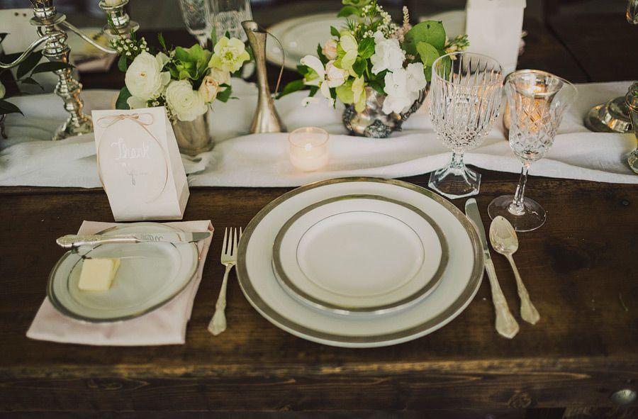 nashville wedding elopement  table scape / table decor  Cedarwood Weddings, Nashville, Tennessee