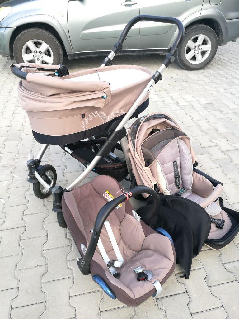Wozek Dzieciecy 3 W 1 Wielofunkcyjny Baby Design Kup Teraz Za 300 00 Zl Jedrzejow Allegro Lokalnie Baby Strollers Stroller Baby