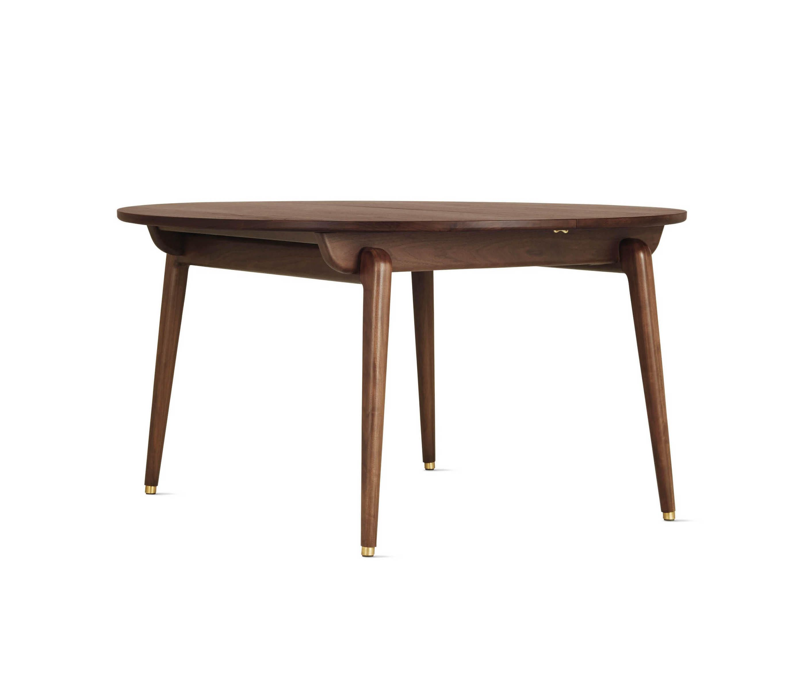 Odin Round Extension Table Designer Dining Tables From Design