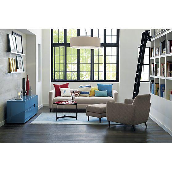 furniture cb2. Latitude Slate Blue/grey Low Dresser In View All Furniture | CB2 Cb2