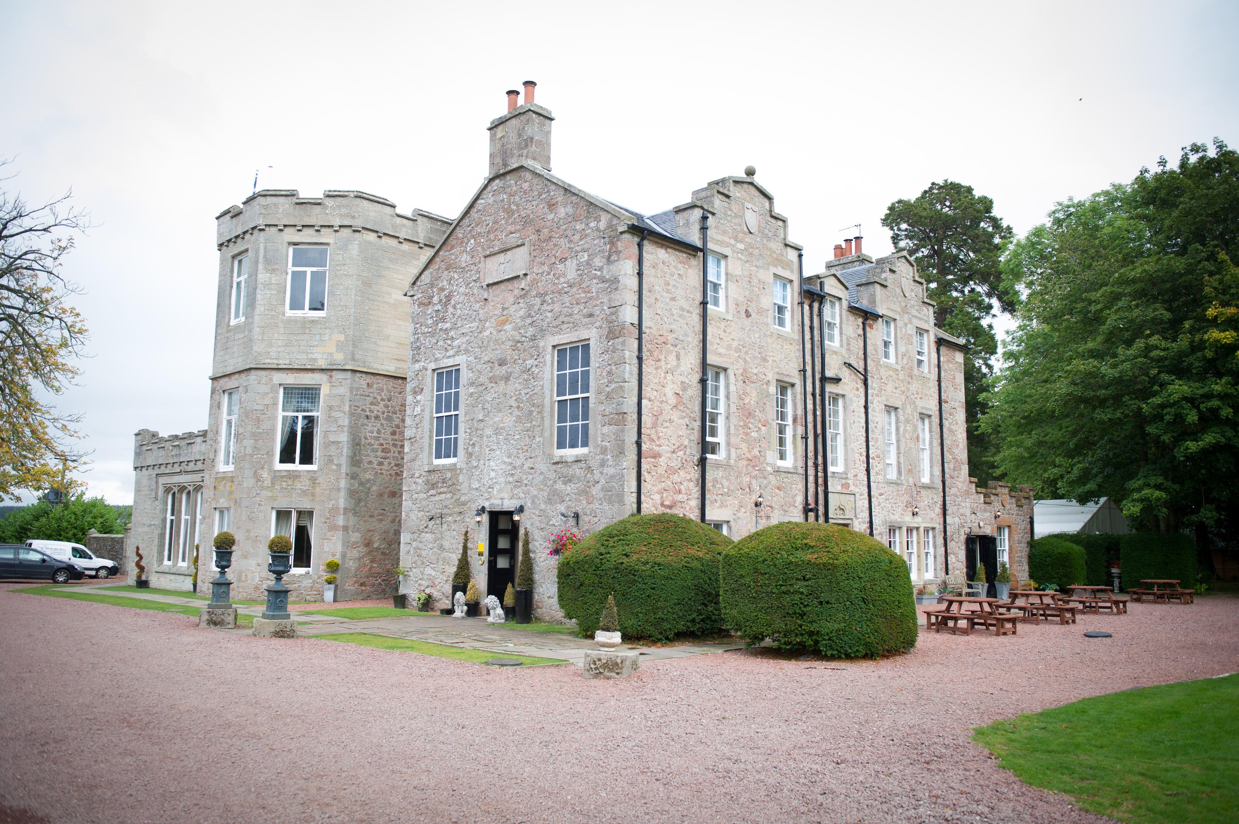 Our Fairytale Castle #castle #wedding #disney #scotland