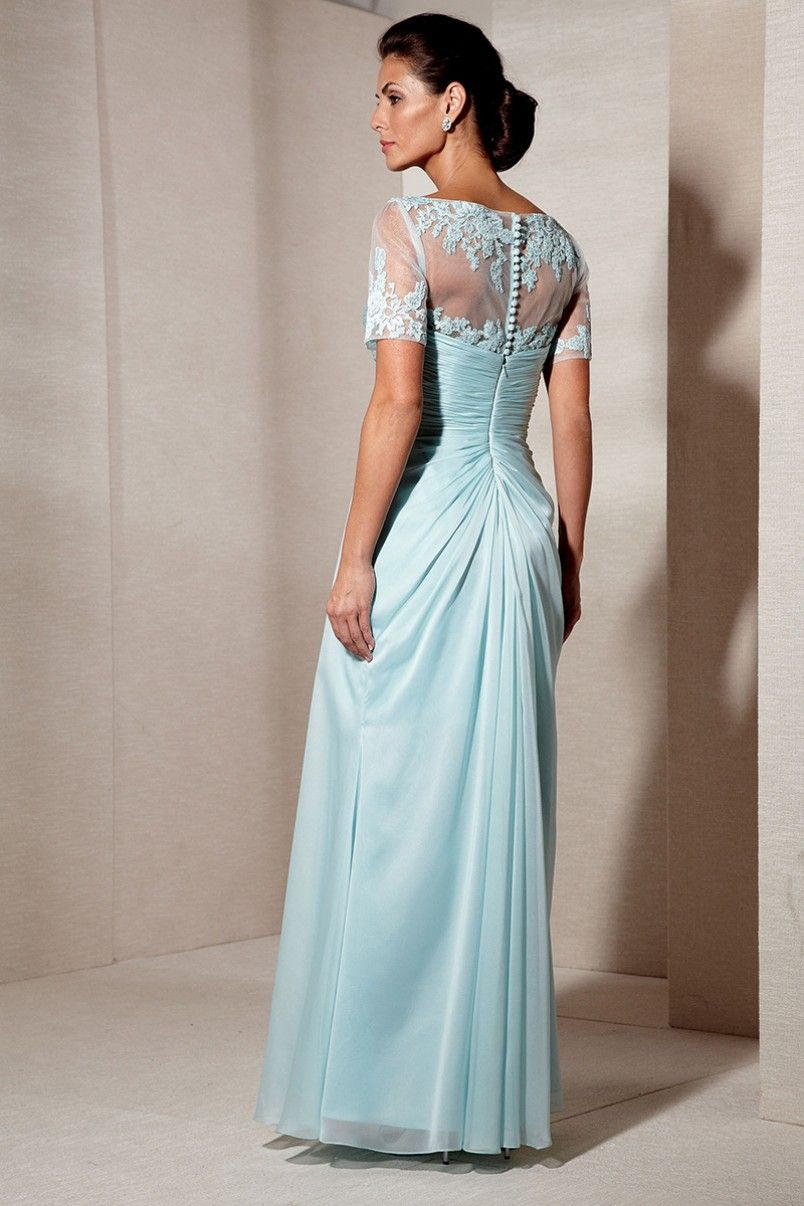 ALYCE Paris | Mothers of the Bride Dress Style 29580 back shot | MOB ...
