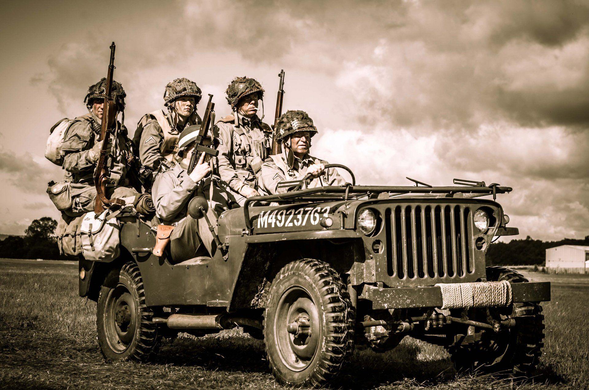 Hd wallpaper jeep - Men Weapon Industrial Complex Willys Mb Willys Mb Jeep Hd Wallpaper