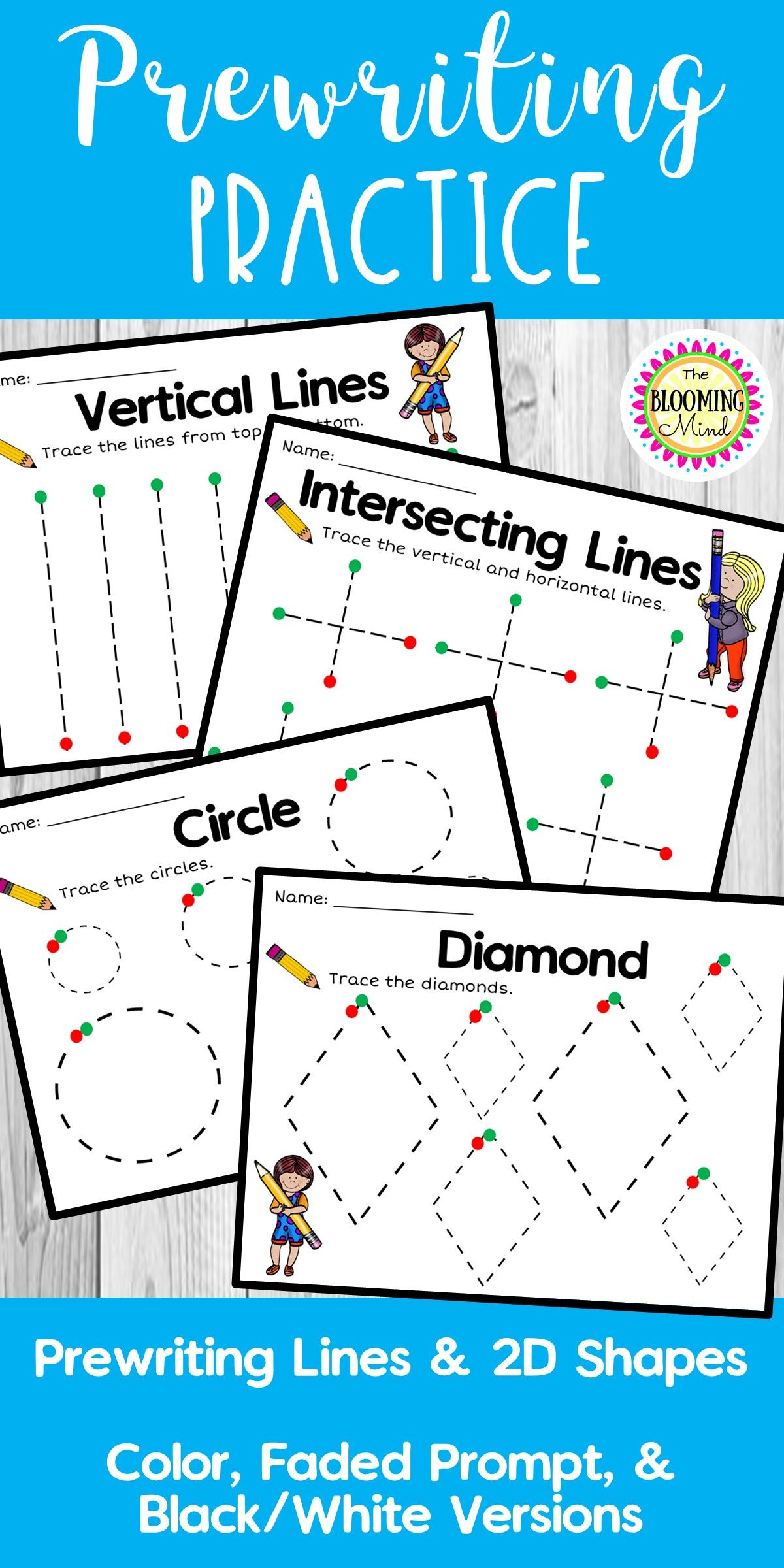 Promote Fine Motor And Visual Perception Skills With These