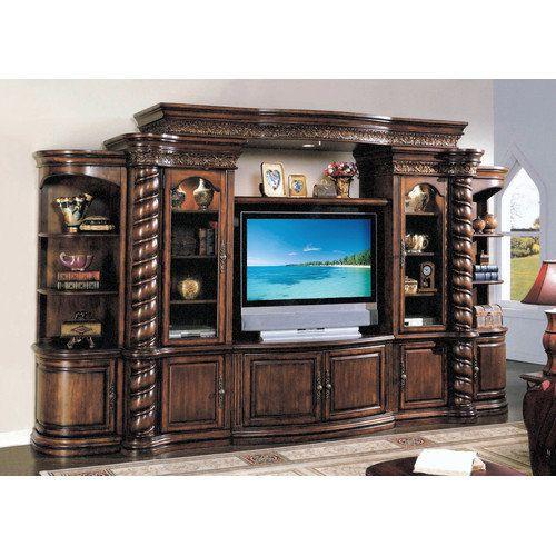 Home Entertainment Centers | Wildon Home Barrington Entertainment ...