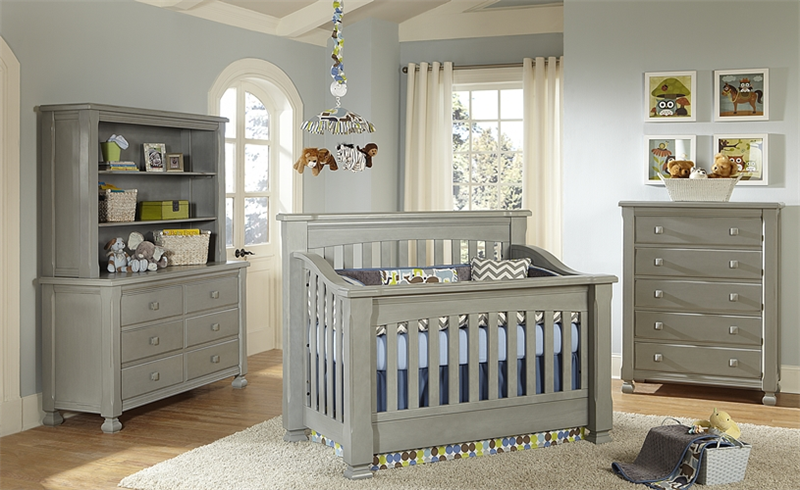 Grey furniture and light blue walls | Baby | Pinterest