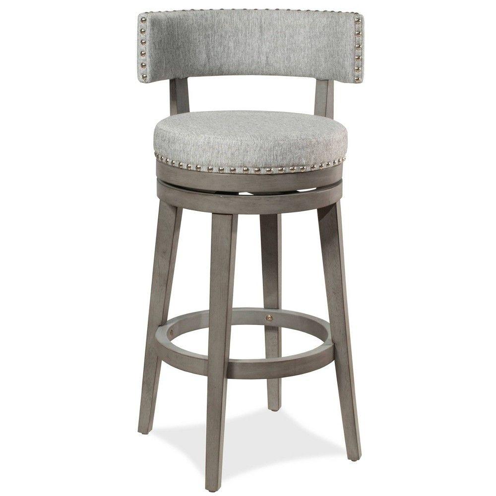Lawton Barstool Ash Hillsdale Furniture Swivel Counter Stools Swivel Bar Stools Swivel Stool