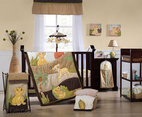 Boy Nursery Themes Lion King Nursery Kids Bedroom Designs Boy