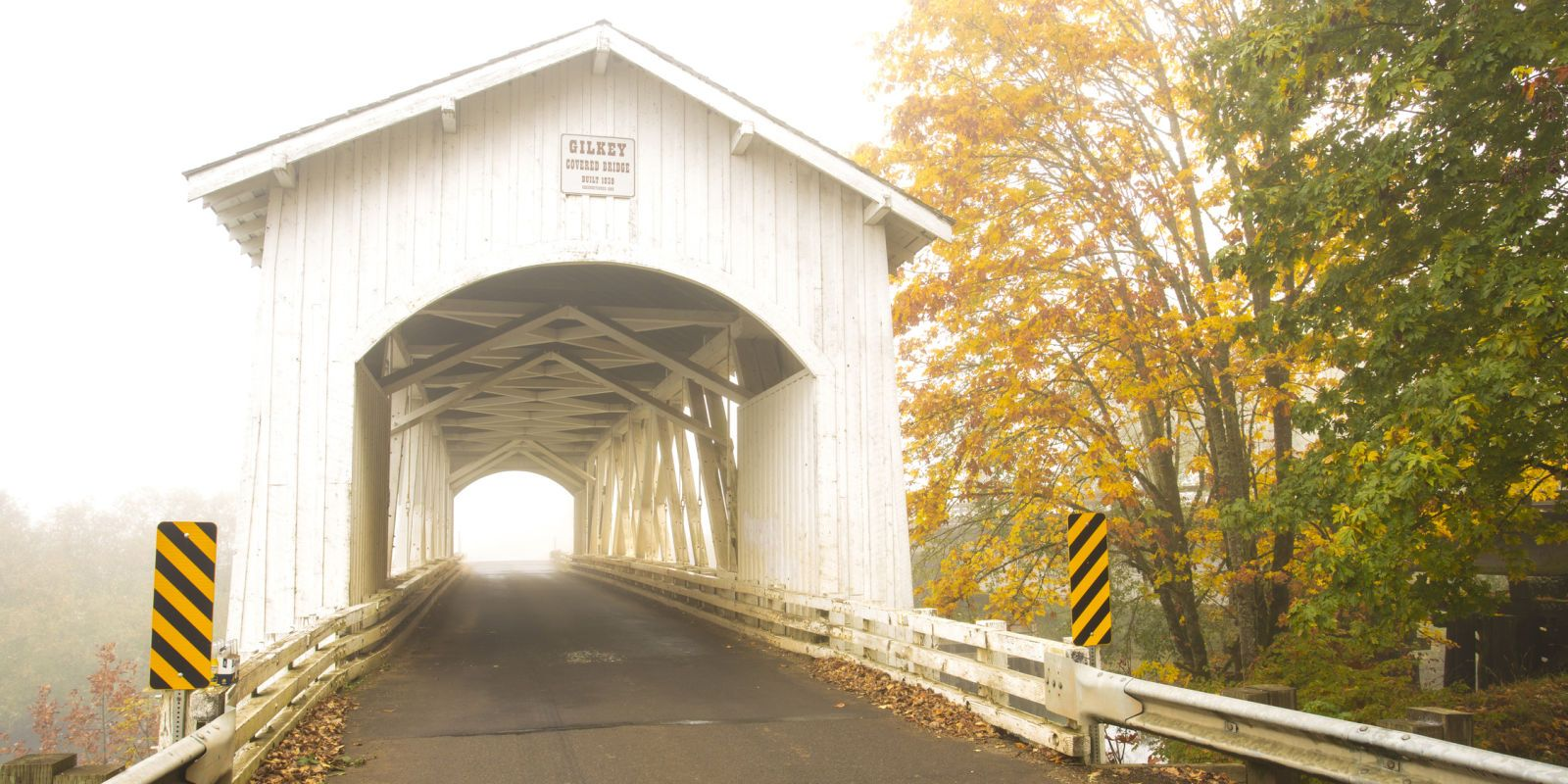 Oregons Covered Bridges (Images of America)
