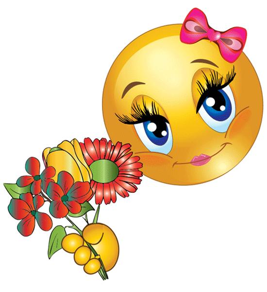 Garden Bouquet En 2020 Con Imagenes Cumpleanos Emoticones