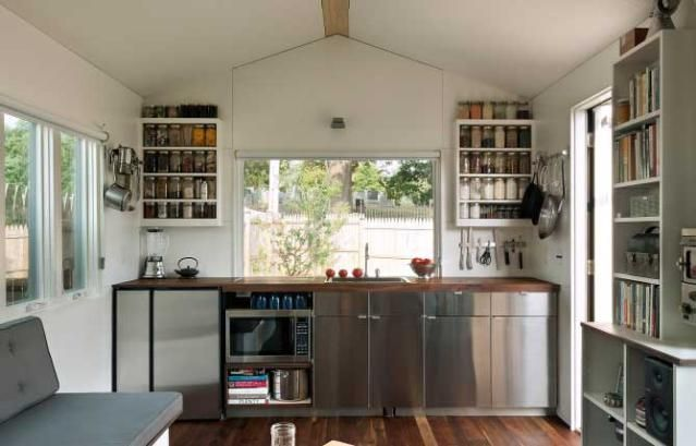 9 Space-Making Storage Hacks for Small Kitchens Kitchen Ideas