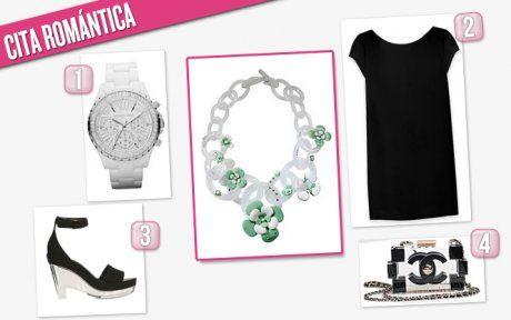 Look para una cita romántica + Must Have [mayo] #actitudfem #style #estilofem #moda #fashion #may #mayo