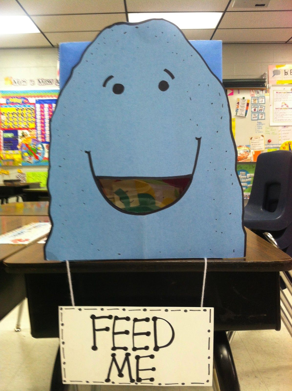 A cutesy crafty teacher: Rhyming with The Hungry Thing | Rhyming ...