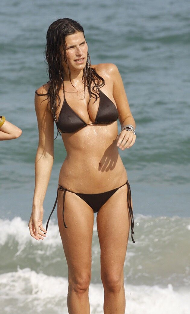 Boobs Cleavage Lake Bell  nude (33 photos), 2019, swimsuit