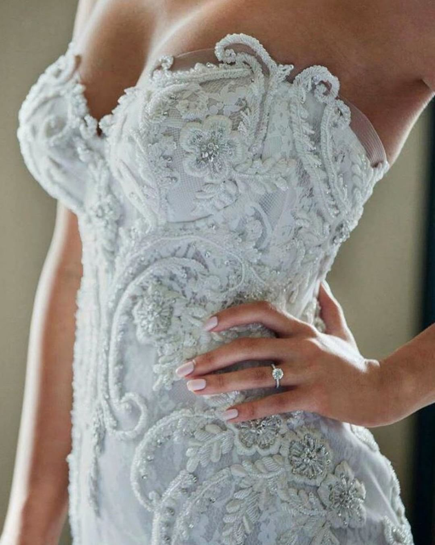 Custom Wedding Dresses   Custom wedding dress, Haute couture and ...