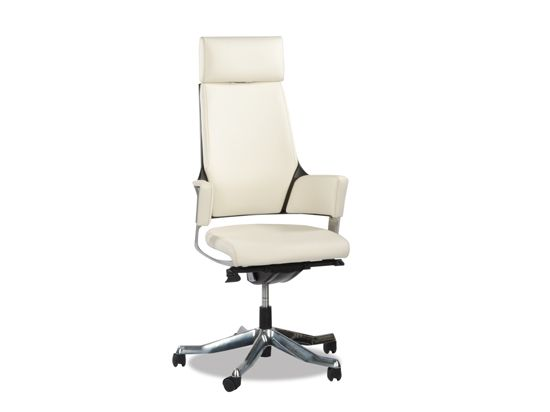 Scandinavian Designs Our new Delphi highback desk chair will