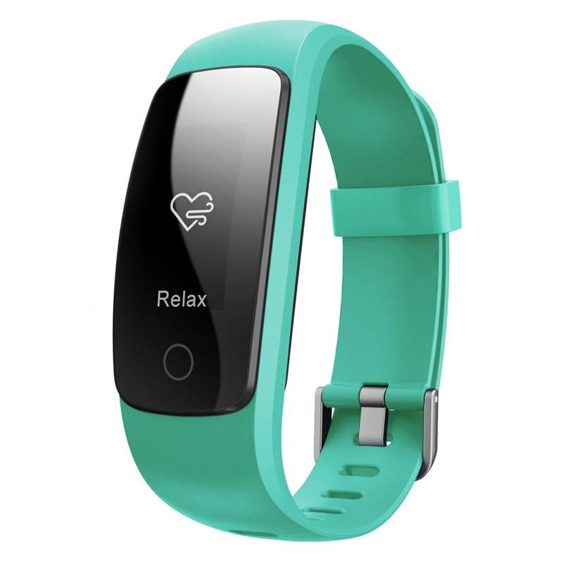 ID107 PLUS HR Real Time Heart Rate Monitor Fitness Tracker Smart Band for iPhone 7 Samsung S8 Xiaomi