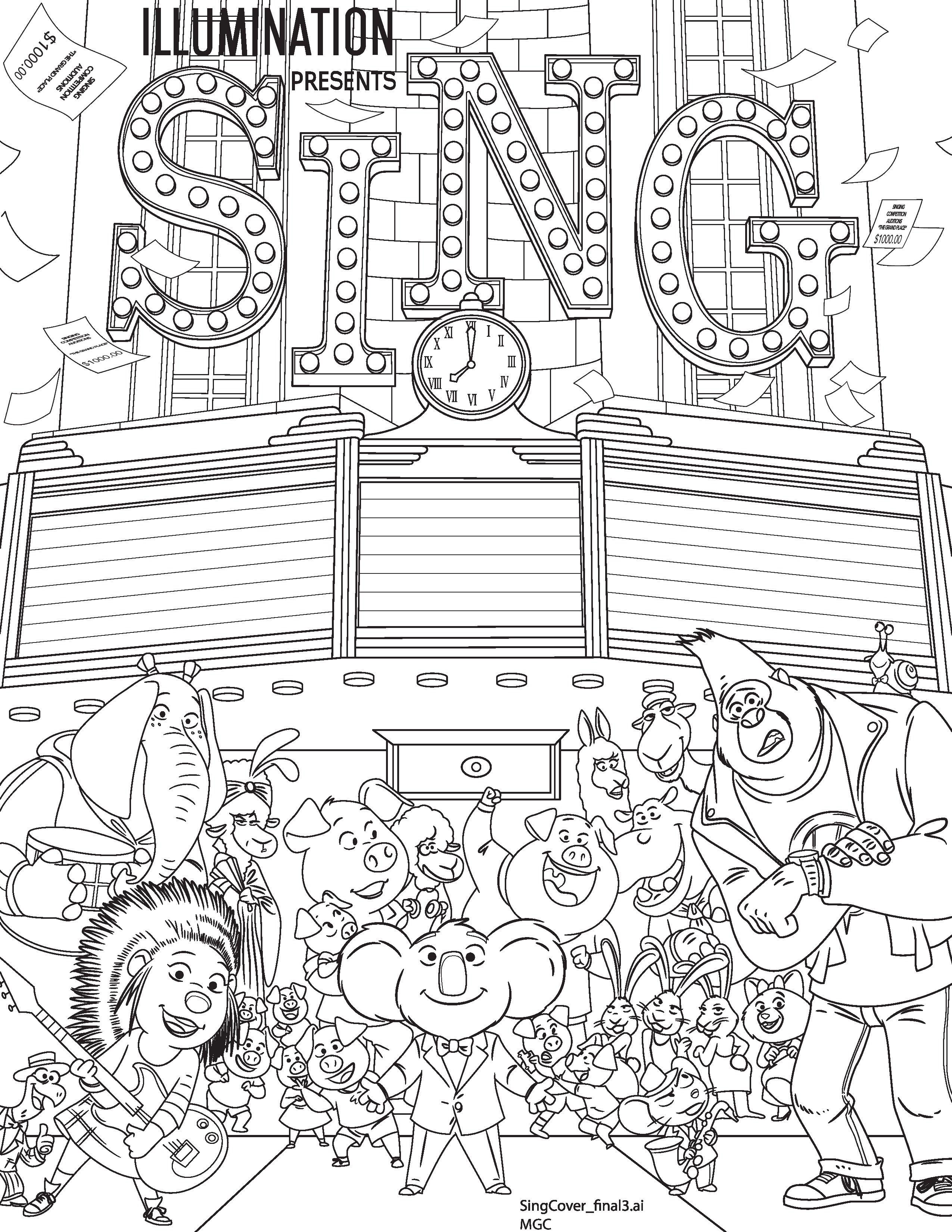 Sing Saturday\