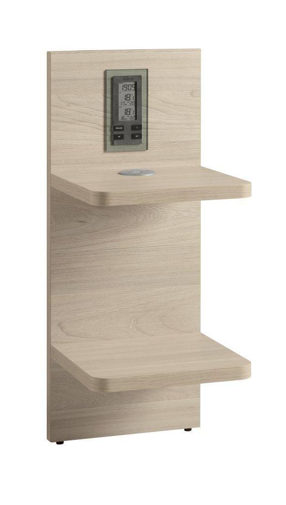 Chevets Loft table de chevet, table de nuit Meubles CéLio CéLio - porte d armoire coulissante