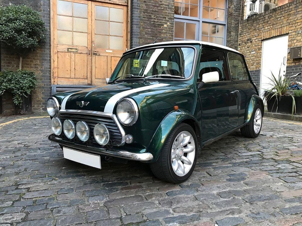 974a2f1a029 Ad - 1999 restored classic Rover Mini Cooper Sports Pack 1275cc ...