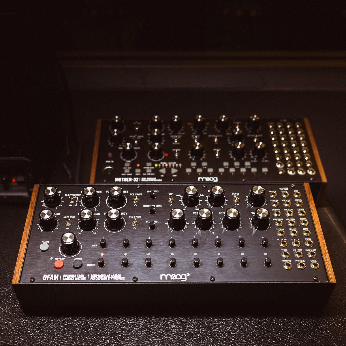 Moog DFAM Analog Percussion Synthesizer (With images ...