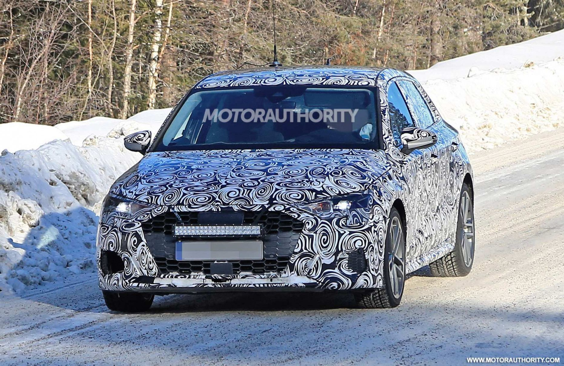 2020 Audi A3 Sportback Usa Exterior And Interior 2020 Audi