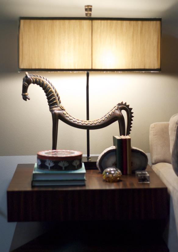 Pulp Home Shop Pick Tamil Horse Lamp