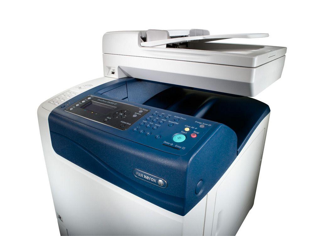 Fuji Xerox Docuprint Cm305df Multi Function Printer Print Copy