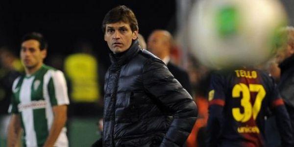C'est le président du club qui annonce que son entraineur, récemment opéré, sera bientôt de retour pour prendre les rennes de l'équipe.