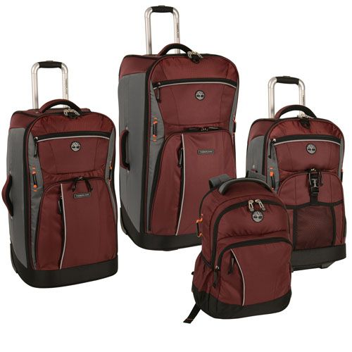 Timberland Jay Peak 30 Inch Wheeled Suitcase