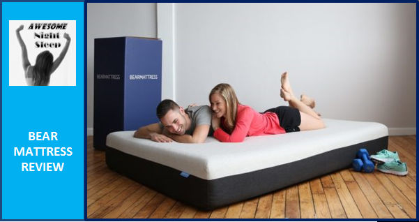 Celliant Technology Graphite Infused Gel Memory Foam Are Two Of The Top Reasons The Bear Mattress Is So Inc Mattresses Reviews Mattress Improve Sleep Quality