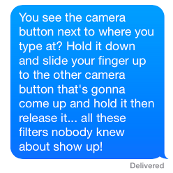 Here S How To Trick Your Friends Into Accidentally Sending You A Hilarious Selfie Funny Texts To Send Funny Text Messages Funny Messages