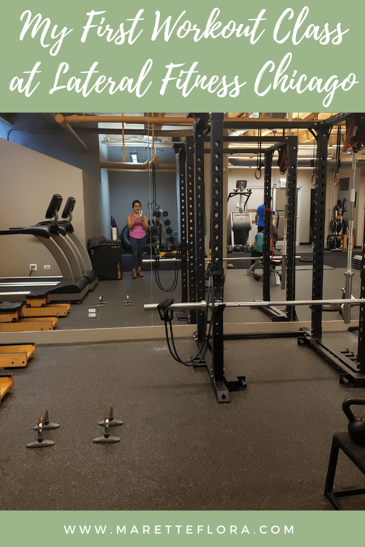 My First Workout Class At Lateral Fitness Chicago Floradise Fitness Class Workout Chicago