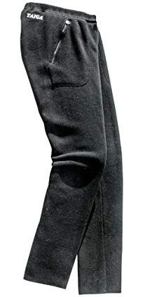fa4e4633d32 TAIGA Fleece Pants 200 - Men's Polartec Fleece Pants, Black, MADE IN ...