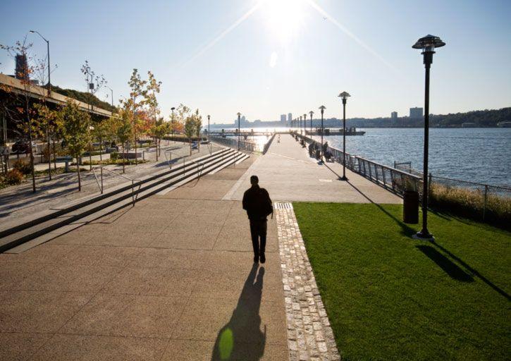 Harlem Piers Park W Architecture Landscape Architecture Landscape Projects Landscape