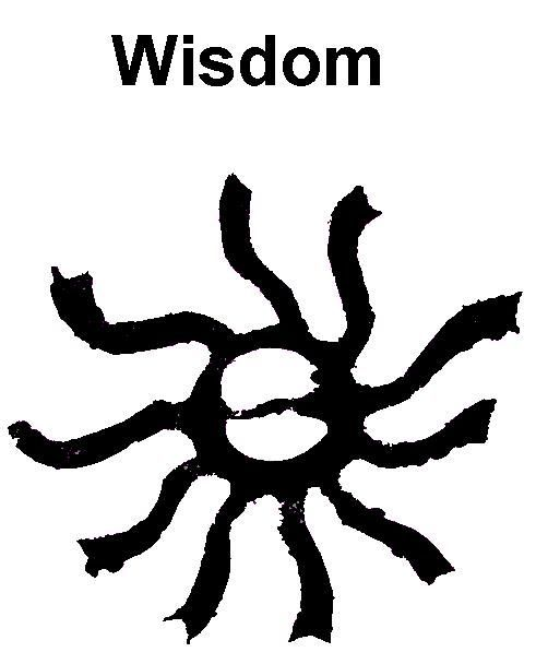 Greek Symbol Of Wisdom Here are our adinkra symbols ...