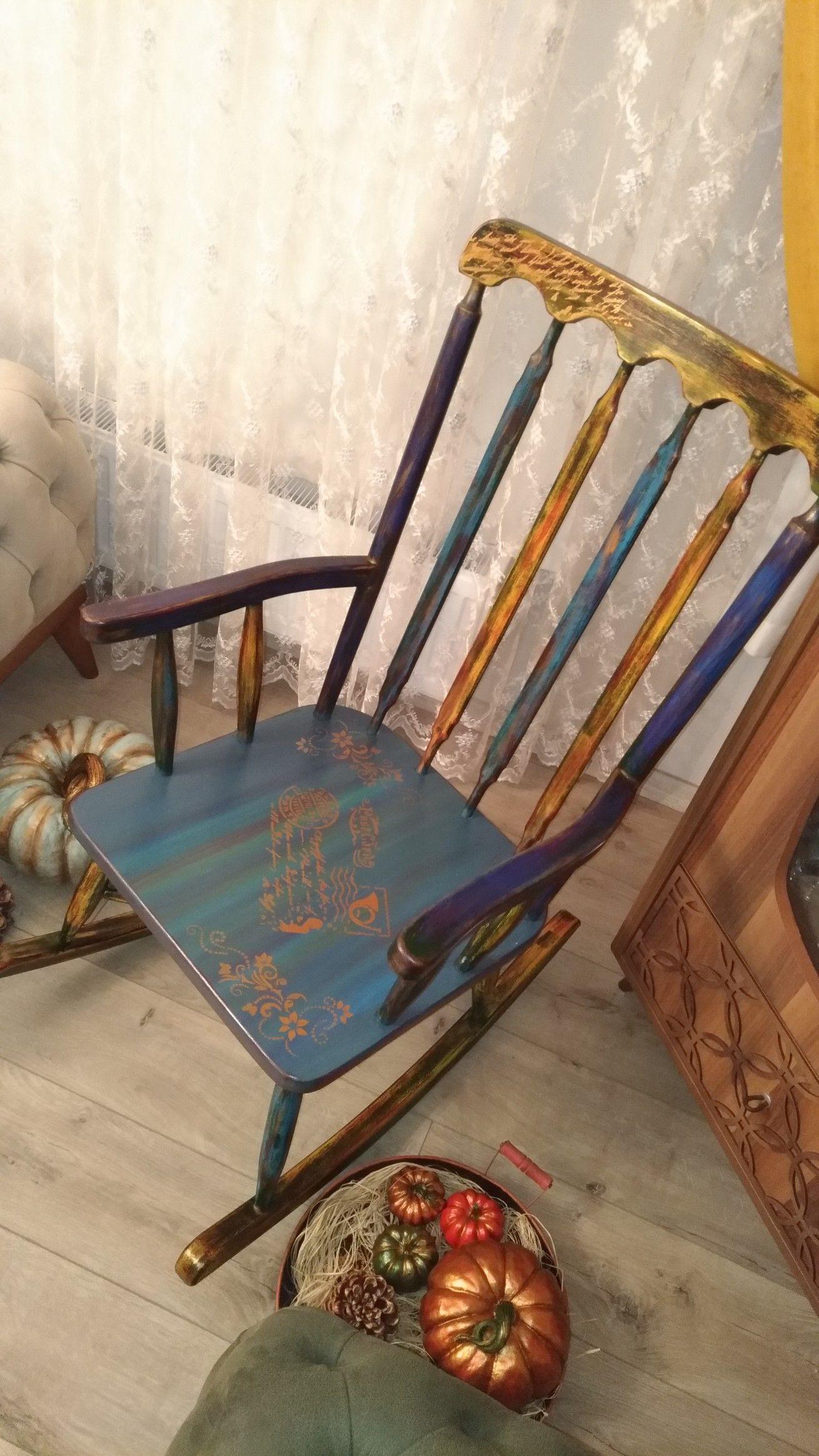Sallanan Sandalye Sandalye Tasarim Stencil