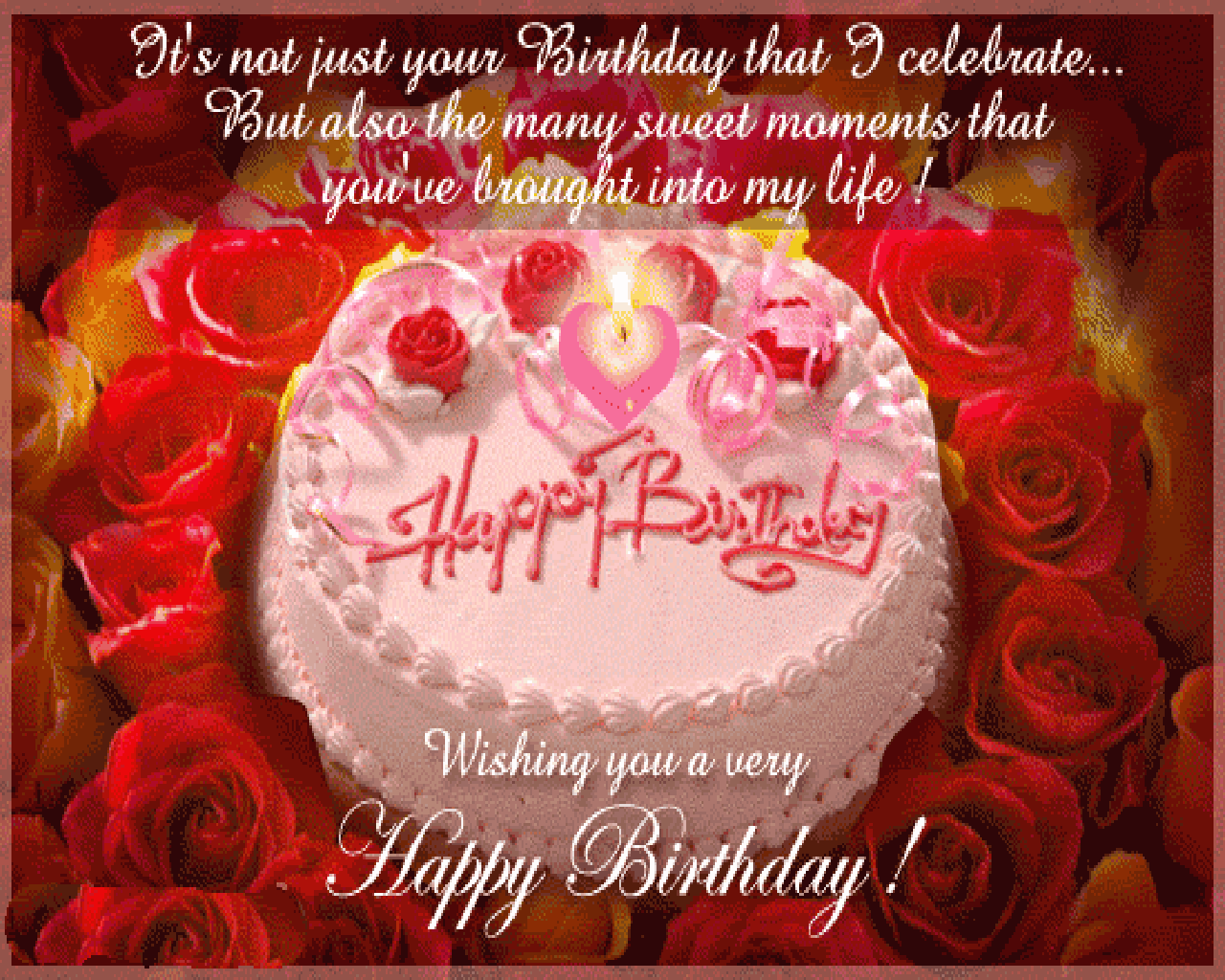 Happy Birthday Cards Messages HAPPY BIRTHDAY CARDS – Best Online Birthday Cards