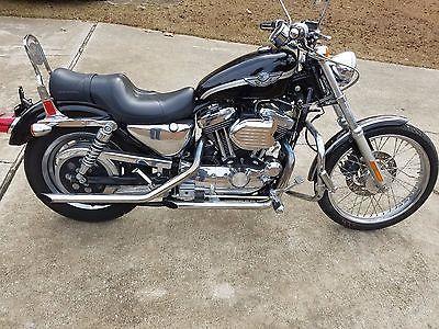 eBay: 2003 Harley-Davidson XLH CUSTOM 2003-1200 XLH Custom